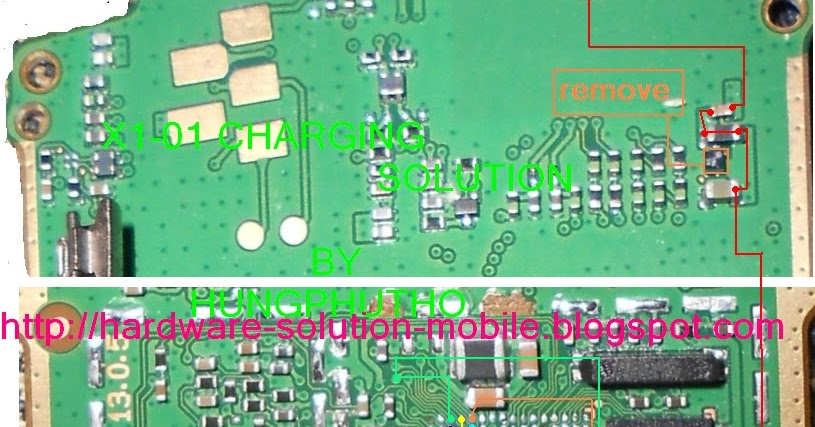 NOKIA    X1   01 Charging Problem Solution Tested
