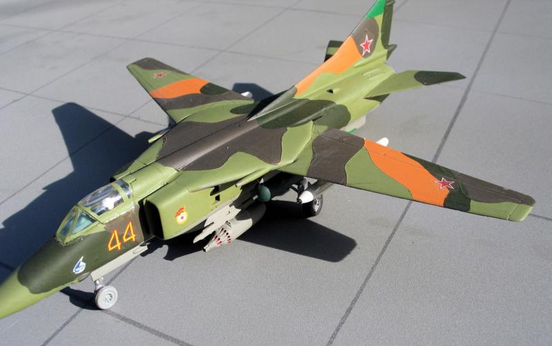 MiG-27 Flogger Soviet Tactical Air Force