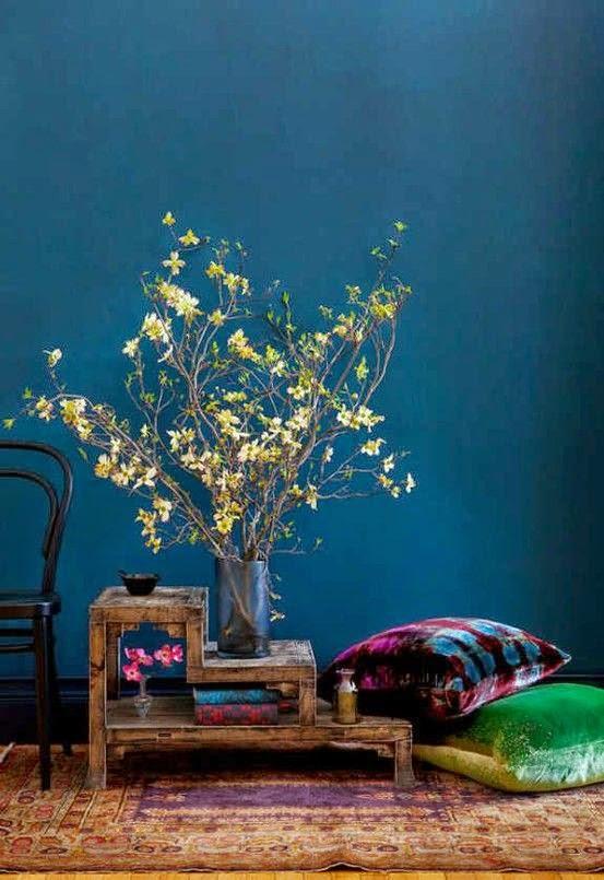 Tendencia Deco Flowers Esencia Trendy bohemian romantic boho fresh
