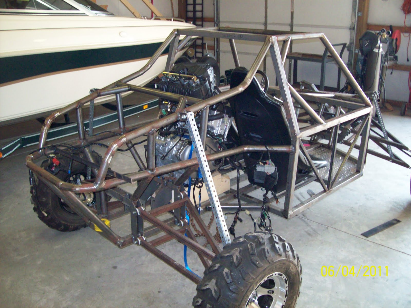 mini sprint racer: A Little of This and That...