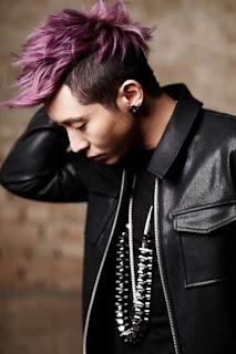 Trend+Rambut+Korea+Untuk+Cowok Model Gaya Rambut Pria dan Wanita Terbaru