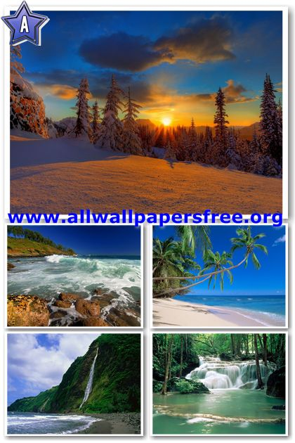 100 Amazing Nature Wallpapers 1280 X 1024 [Set 13]