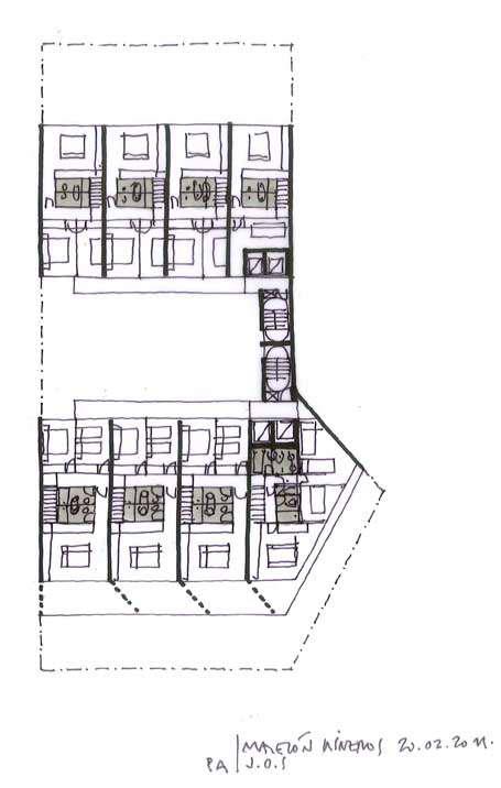 Dibujos de arquitecto architect drawings 2011 02 21 - Trabajo arquitecto barcelona ...