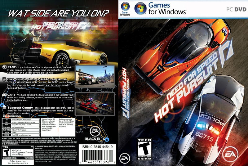 Скачать обои need speed hot pursuit 2010. skachat-oboi-need-spe