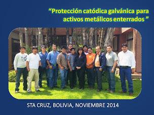 STA CRUZ, BOLIVIA, NOVIEMBRE 2014