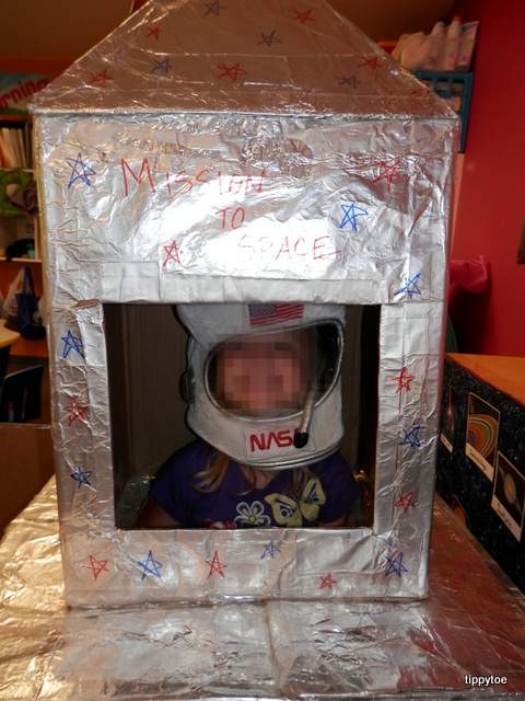 nasa mission control dramatic play ideas - photo #46