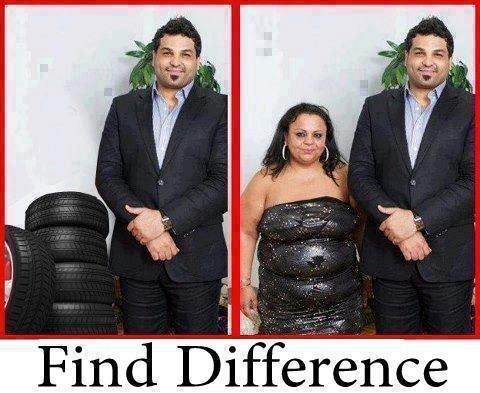 Can You Find The Difference