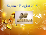 Segmen Bloglist 2015 by Vithebat