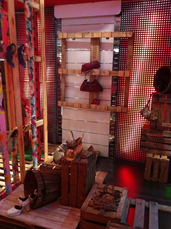 Pop Up Store Artidi escuela de escaparatismo y visual merchandising