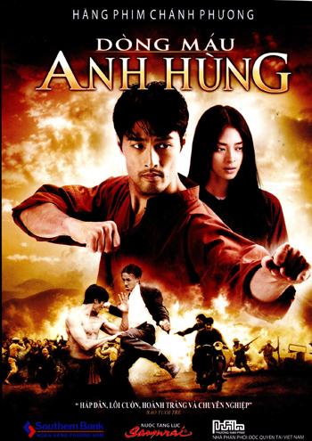 poster Dòng máu anh hùng