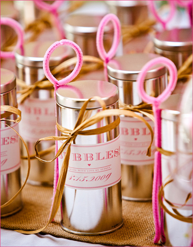 diy wedding gift ideas for guests