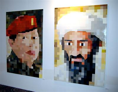 Proyecto de arte pixeles