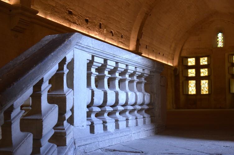 Cloître Saint Trophime - Bâtiments conventuels Arles