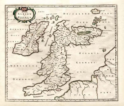 Nomi illirici nelle isole britanniche - nomi di fiumi e anche il nome più antico della Gran Bretagna (O. Crawford: Pokorny 1941)