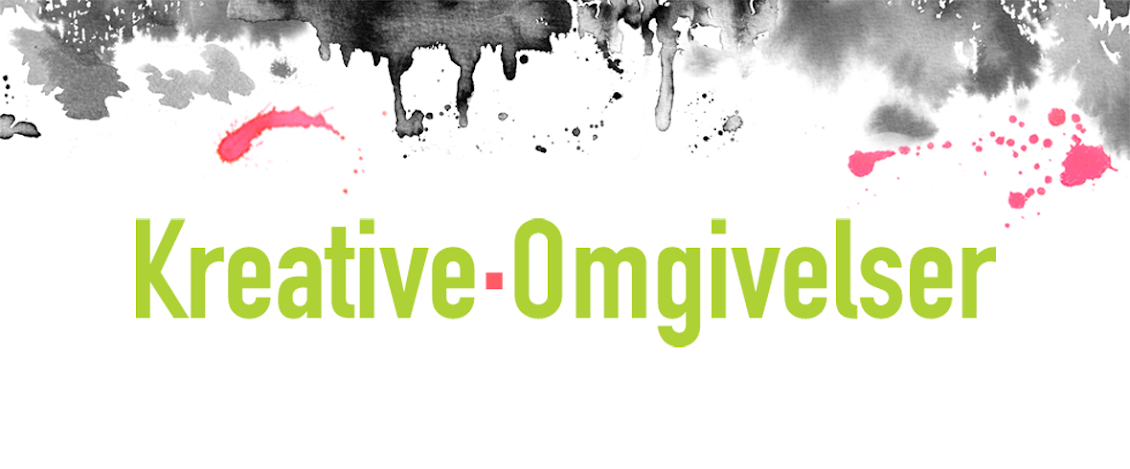 Kreative Omgivelser