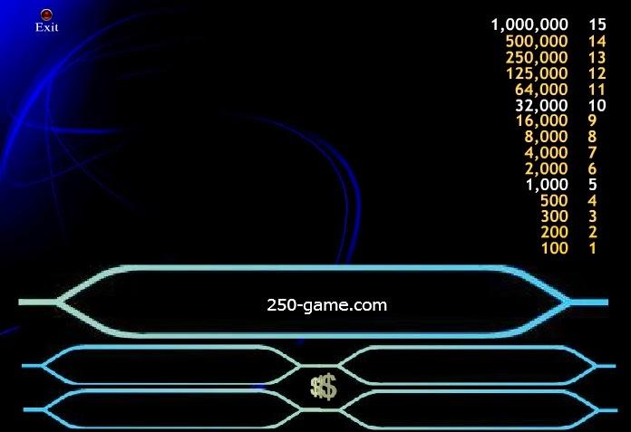 لعبة من سيربح المليون