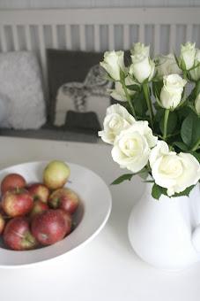 Vilken kvinna blir INTE glad av rosor?