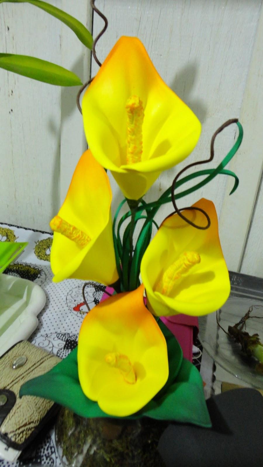 Herthal Art S Aranjos De Flores Artificiais