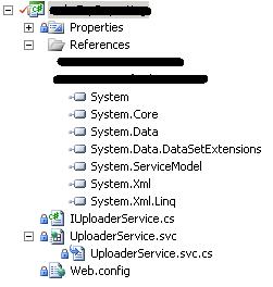 tcp service model