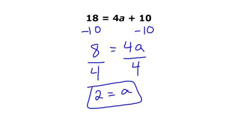 math worksheet : mrs johnson s class jlcp notes from class! find pictures of our  : Multi Step Equations With Fractions Worksheet