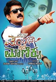 Mangana Kaili Manikya Poster