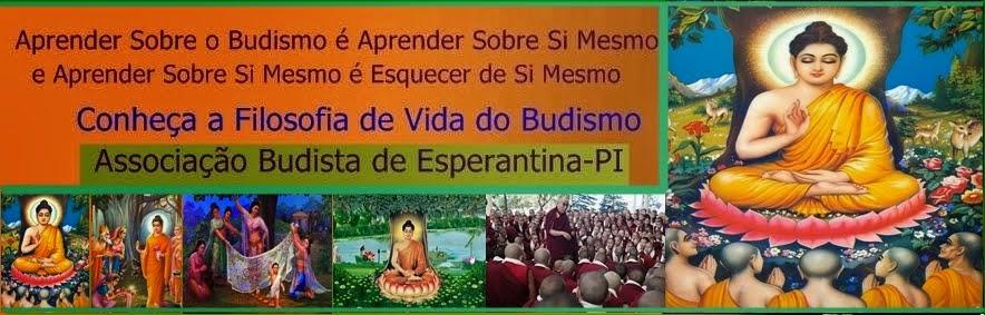 Associação Budista de Esperantina- Piauí