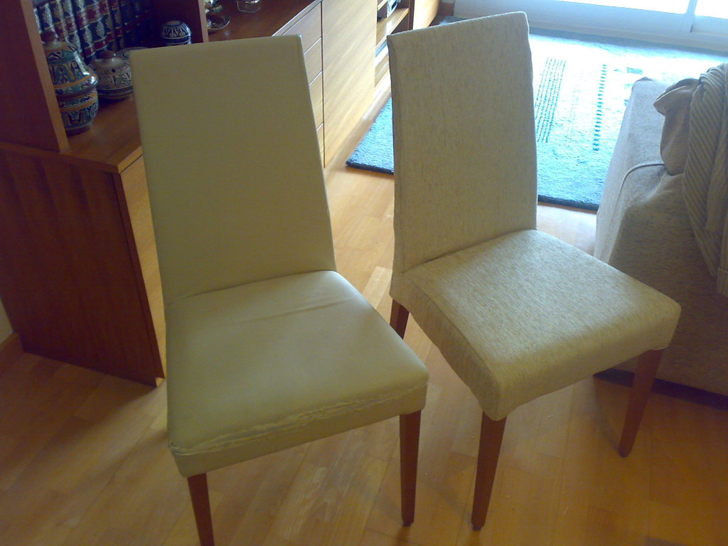 Tapizado de muebles peru retapizado de muebles tapizado de sillas tapizado de sillones - Como tapizar una silla con respaldo ...