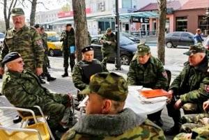 Putin Akui Rusia Jaga Donetsk dengan Pasukan Elit