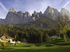CAMPO GOLF 18 BUCHE - Golfclub Kastelruth / Seiseralm
