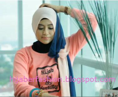 Tutorial Hijab Untuk Cuaca Panas | Ajaran Agama Islam