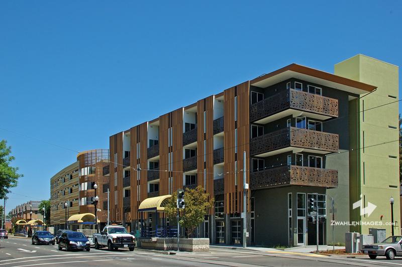La Valentina Apartments 429 12th Street Sacramento California 95814