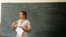 Educación sexual integral en las escuelas primarias de Leones