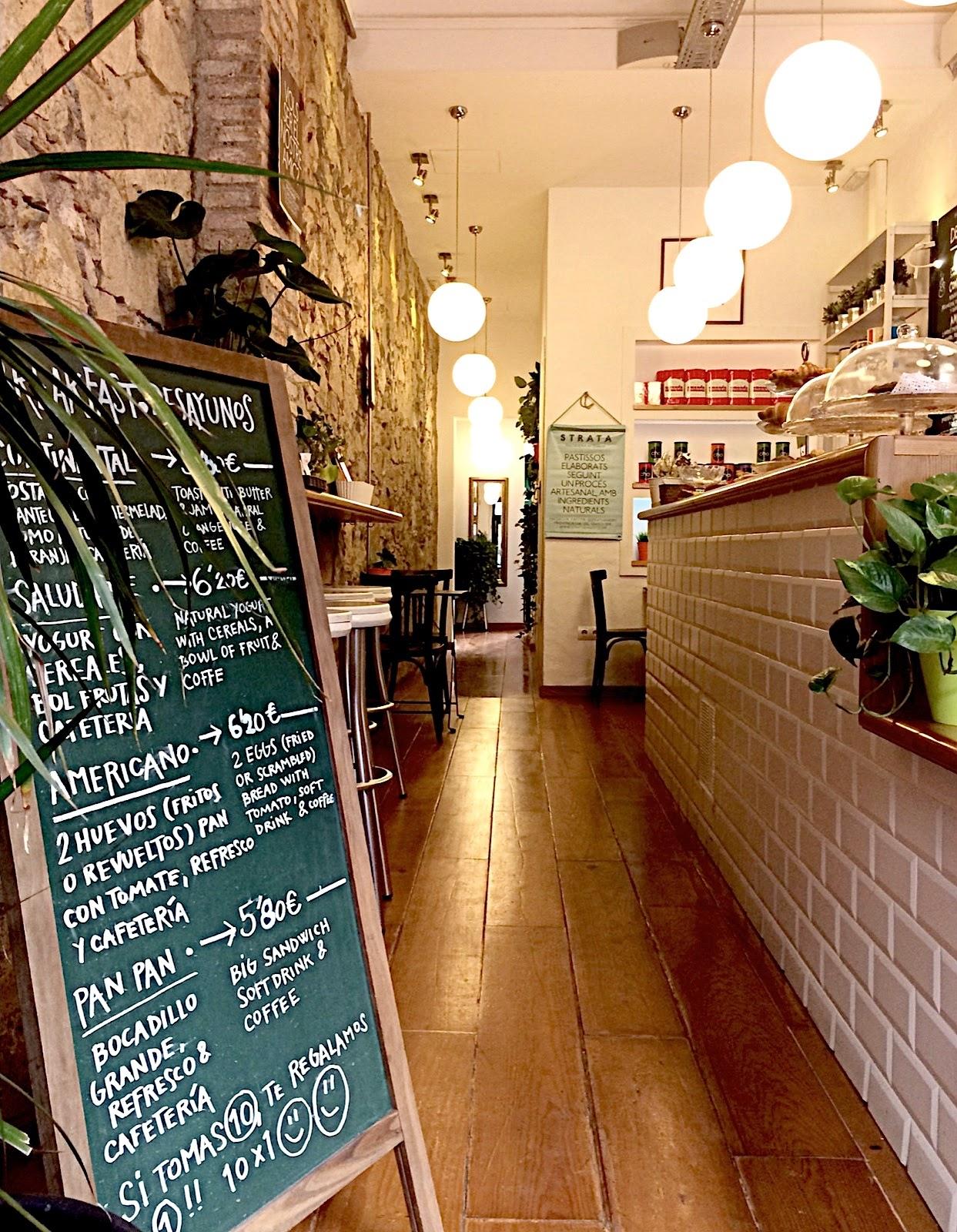 Strata Bakery