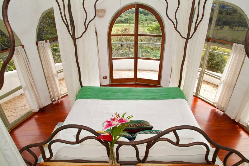 Santa Barbara de Heredia (Costa Rica) - Finca Rosa Blanca Coffee Plantation and Inn 4* - Hotel da Sogno
