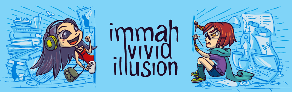 Immah Vivid Illusion