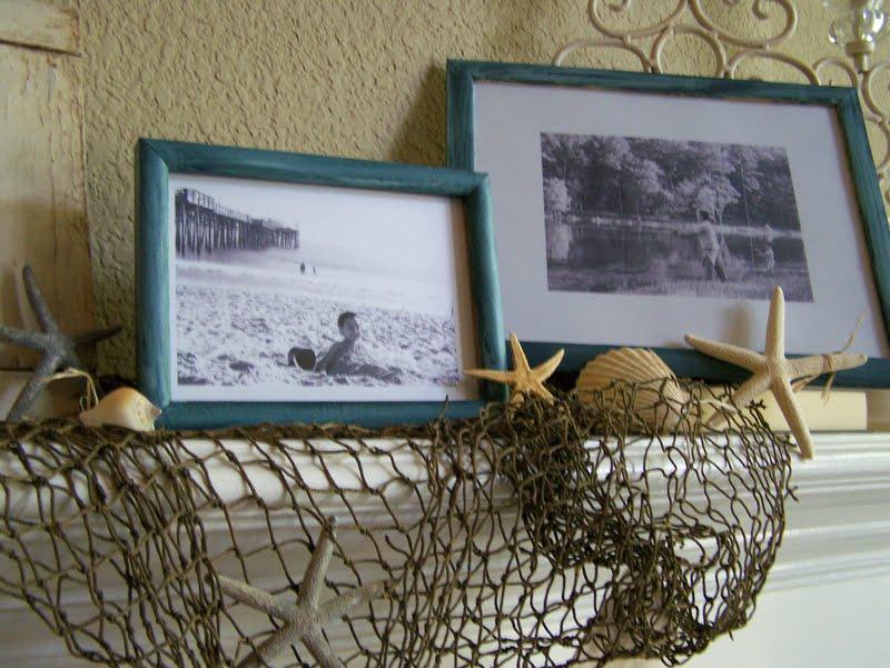 How Sweet It Is: Beachy Elegance Vignette