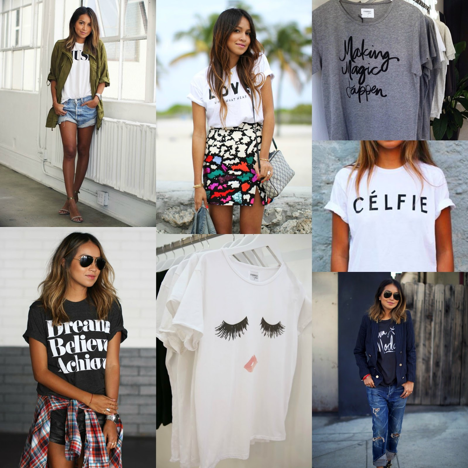 Camisetas con mensaje. Camisetas Sincerely Jules. Llegan a España las camisetas de Sincerely Jules. Llegan a España las camisetas de Jules. Camiseta Celfie