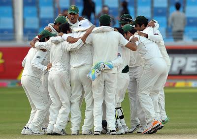 Pakistan Winning Moments