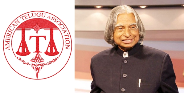 American Telugu Association Condolence to APJ
