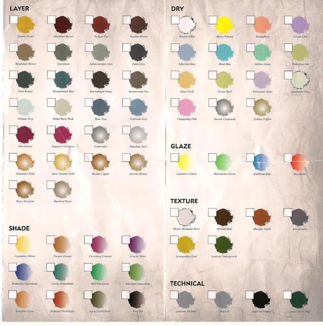 Nombres De Colores De Pinturas. Cool Acrilicos Gama Pastel Y Neon ...