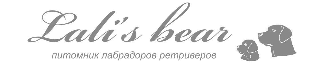 Питомник лабрадоров ретриверов LALI'S BEAR  г.Уфа
