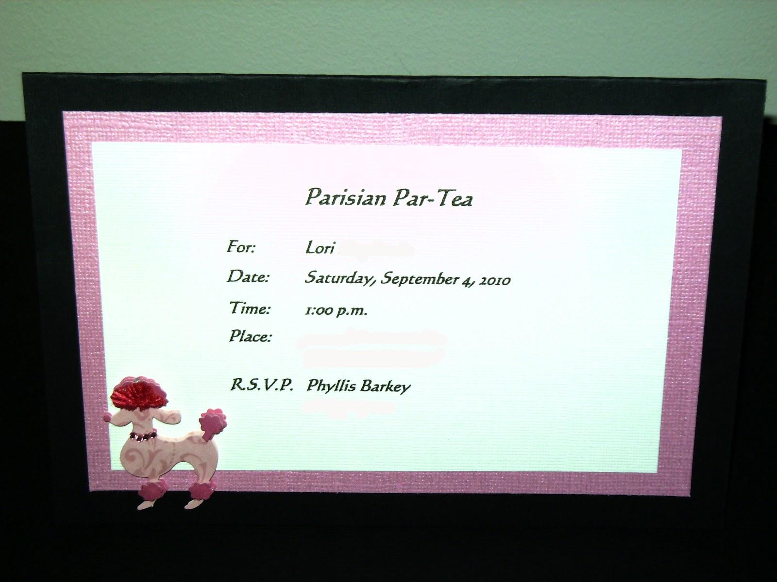 relevant tea leaf musical parisian par tea