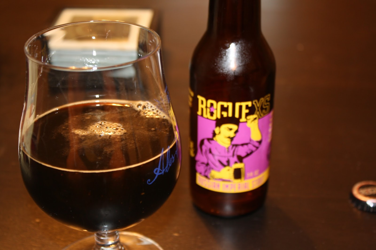 Rogue Brewery, XS Russian Imperial Stout, 2009, Oregon, Craft Beer