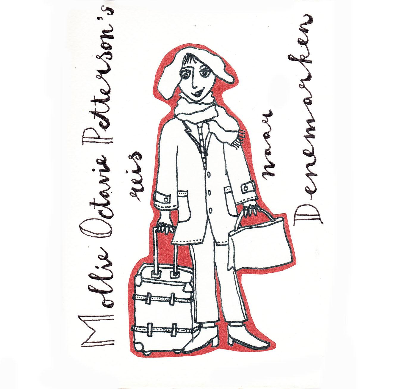 * Mollie Octavie Petterson: Mollie op reis