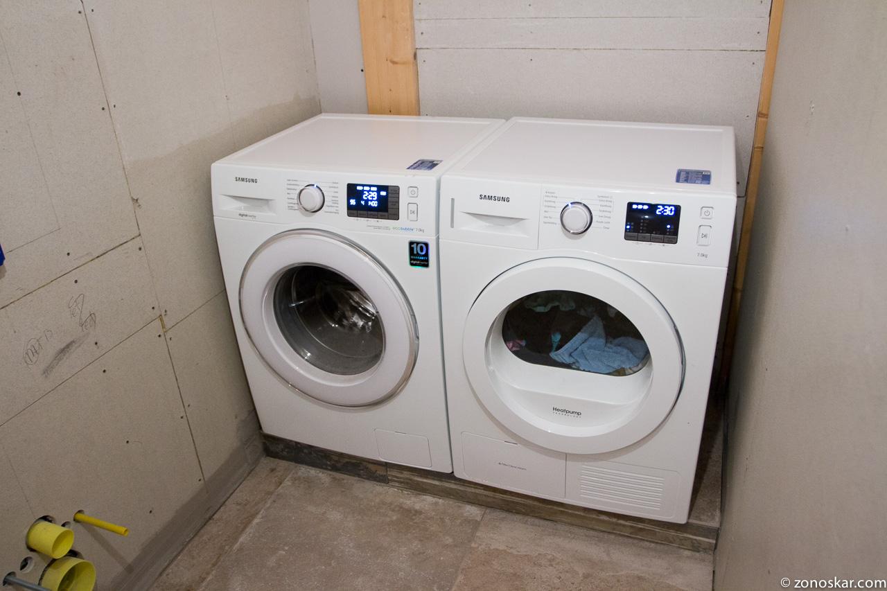 Badkamer kast wasmachine badkamer ontwerp idee n voor uw huis samen met meubels - Moderne wasruimte ...