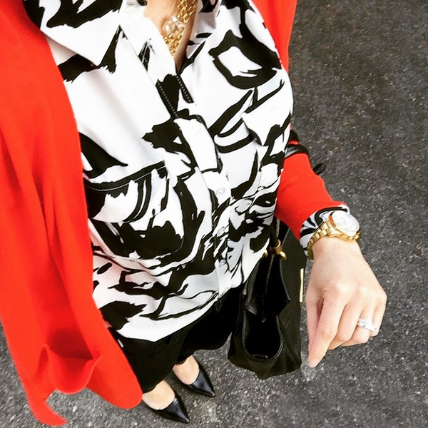 spring trends 2015, what to wear spring, loft utility blouse