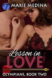 Lesson In Love (Olympians 2)