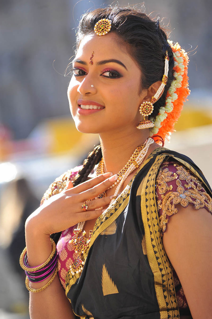 Hq Pics N Galleries Amala Paul New Photos From