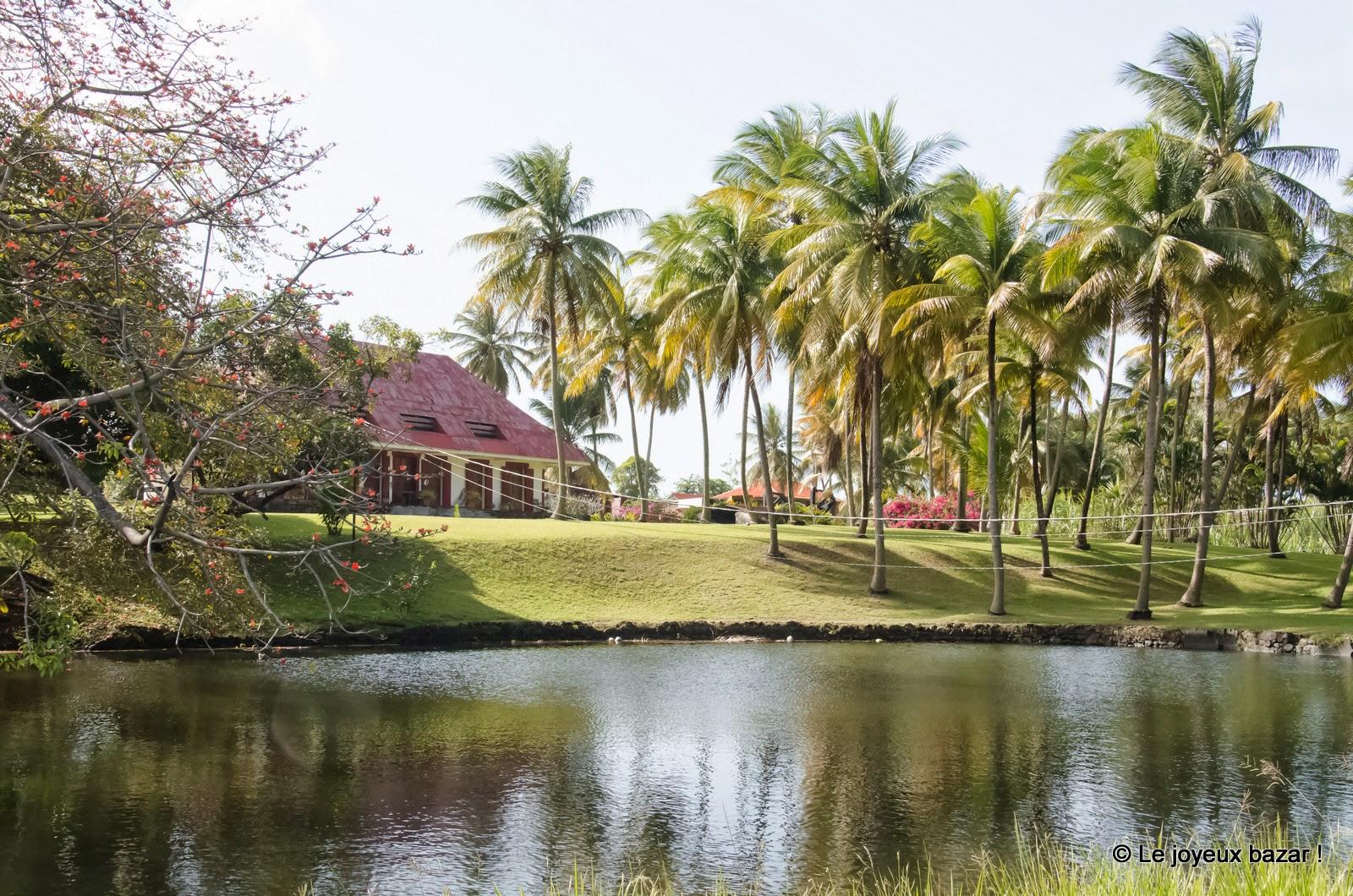 Guadeloupe - distillerie Longueteau - rhum