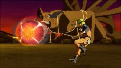 Naruto Shippuden: Ultimate Ninja Storm 3 Full Burst Screenshots